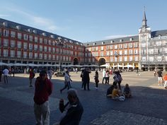 Monumentos y edificios históricos de Madrid Madrid, Louvre, Building, Travel, Temple, Monuments, Viajes, Buildings
