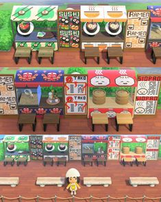 Siopao, Takoyaki, Poke Bowl, Animal Crossing, Ramen, Sushi