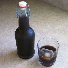 Root Beer Water Kefir