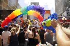 A Proud Toronto!    The 32nd annual Toronto Pride celebration