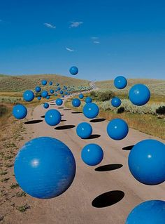 Magazine cover by Storm Thorgerson