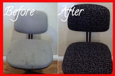 Recover the Office/Teacher Chair