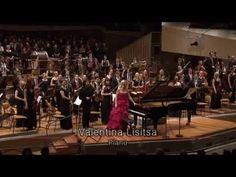 ▶ Rachmaninoff Rhapsody on theme of Paganini Lisitsa Baltic Youth Philharmonic Berlin Philharmonie - YouTube