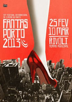 Fantas Porto 2013 Film Festival Poster