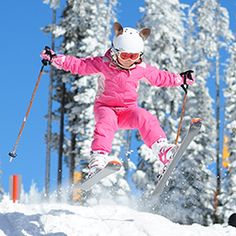 Best ski hills for families in Canada - with tons of info on discounts and activities to do beyond skiing at each resort / Calgary's child Magazine