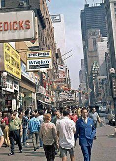 Vintage NYC 1971