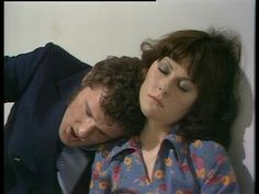 The Ark in Space: Season 12 Series 2 | Harry Sullivan (Ian Marter) and Sarah Jane Smith (Elisabeth Sladen) are passed out on the Space Station Nerva from lack of oxygen