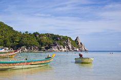 Kho Tao Island, Thailand