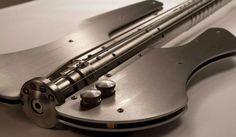 Stash Stainless Steel Bass - egyszerűen szép!