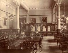 Detroit Public Library (old) - Old photos — Historic Detroit