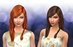 UPDATED  Brown color fixed   Another conversion ready, I hope you enjoy! =)  Available in default textures, from teen to elder, 16 colors. ...