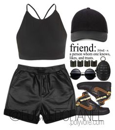 """""""• LIKE A BOSS •"""" by fuckedchanel ❤ liked on Polyvore featuring Stussy, Motel, Canali, NIKE and 8 Other Reasons"""