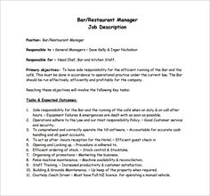 Fast Food Restaurants Positions  Fast Food Manager Job