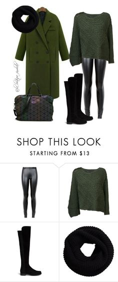 """Greenery and Kale"" by lastwitch ❤ liked on Polyvore featuring JDY, Baja East and Stuart Weitzman"