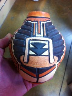 Hopi Pottery by Carla Nampeyo WOW Native American Southwest Collector Item | eBay