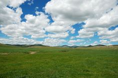 Mongolia. I want to stay in a ger and spend all day horseback riding over the steppes.