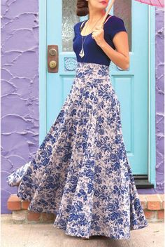 Long skirt models # Long skirt - Long skirt models Informations About Uzun etek modelleri - Long Skirt Fashion, Modest Fashion, Fashion Dresses, Long Skirt Style, Long Skirt Formal, Fashion Fashion, Jeans Fashion, Floral Fashion, Cheap Fashion