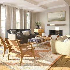 Here are our 5 predictions on the future of our homes! New Furniture, Outdoor Furniture Sets, Home Office Design, House Design, Rustic Comforter, Buying Your First Home, Concept Home, New Home Designs, Eclectic Style