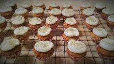 Little coconut and lime cakes <3