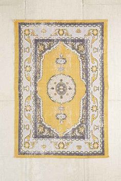 5x7 $100 Magical Thinking Salma Printed Rug - Urban Outfitters