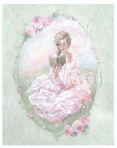 Bella - Debi Coules Romantic Art