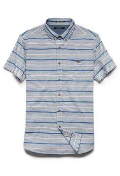 Multi-Stripe Shirt | 21 MEN #SummerForever #21Men