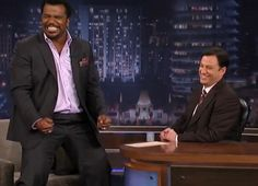 Craig Robinson on Jimmy Kimmel