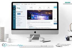 ConferencePulse: Find Conferences Sponsors Speakers Easily [Review] - ConferencePulse is a conference intelligence platform designed to help conference professionals decide which events to attend, sponsor or speak at.