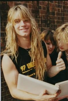 A very young Zakk Wylde- you can bet he has Ozzy in his collection. (Yes, I know)