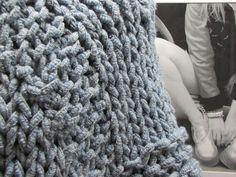 Invierno 2015 Merino Wool Blanket
