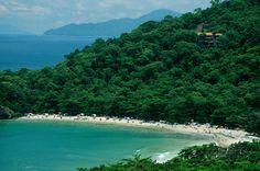 Praia do Félix - Ubatuba (SP)