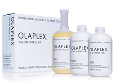 How Does Olaplex Hair Treatment Work What is Olaplex? Olaplex is a hair treatment that's getting heaps of buzz for bleach damaged hair. Hair Repair, Olaplex Hair Treatment, Hair Treatments, Bleach Damaged Hair, Beauty Science, Hair Science, Permed Hairstyles, Wedding Hairstyles, Professional Hairstyles