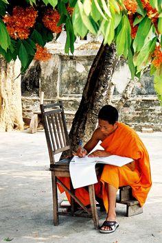 O melhor de Luang Prabang Luang Prabang, Ko Lipe, Krabi, Laos, Backpacking Asia, Mystique, The Monks, Asia Girl, Asia Travel
