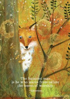 SACREDBEE greeting cards are the creation of Connecticut childrens book author and illustrator Pamela Zagarenski. ***Look for her newest book THE WHISPER.published October She has won two Caldecott Honors: one for SLEEP LIKE A TIGER Children's Book Illustration, Illustrations, Citation Nature, Photo Vintage, Fox Art, Nature Quotes, Words Quotes, Lyric Quotes, Movie Quotes