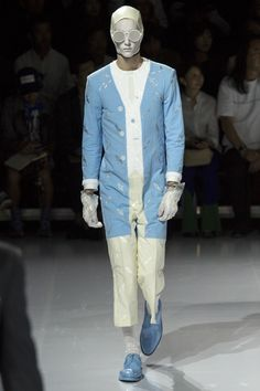 Thom Browne Spring 2017 Menswear Fashion Show