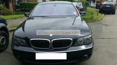 BMW 730d BREAKING FOR PARTS 2006 YEAR