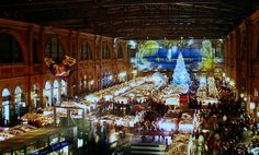 christmas market zurich - Google Search