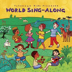 Putumayo Kids' World Sing-Along CD -- Enter here: http://www.inspiredbysavannah.com/2012/11/now-available-from-putumayo-kids-world.html  Ends 11/28.