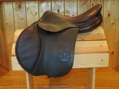 "2010 Bruno Delgrange Partition 17"" CC saddle. Reg flaps/tree. $2,850. FREE PAIR OF ROYAL RIDER STIRRUPS!"