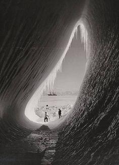 5 janvier 1911 Antarctique      Grotte dans un iceberg