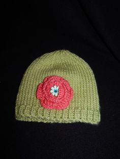 Girl Hat by MybabyImaginations on Etsy
