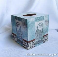 decoupage Tissue Boxes, Tissue Holders, Facial Tissue, Decoupage, Decorative Boxes, Home Decor, Decoration Home, Room Decor, Home Interior Design