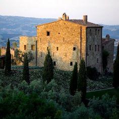 A gorgeous getaway in the Tuscan sun.