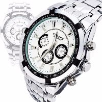 "HOT PRICES FROM ALI - Buy ""Curren Brand Fashion Men's Full stainless steel Military Casual Sport Watch waterproof relogio masculino quartz Wristwatch Sale"" from category ""Watches"" for only USD. Amazing Watches, Cool Watches, Watches For Men, Men's Watches, Cheap Watches, Luxury Watches, Waterproof Sports Watch, Boutique Fashion, Skeleton Watches"