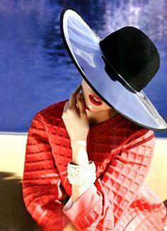 cool Harper\'s Bazaar Tailândia | Editorial de Moda Abril 2013 | Okasana Dragun