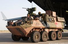 ASLAV-25 Light Armoured Vehicle, Australia ... for more images visit http://www.army-technology.com/projects/australianlightarmou/