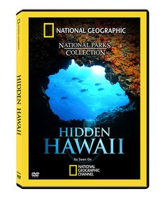 Look at this Hidden Hawaii DVD on #zulily today!