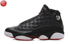 6821776ea082 Air Jordan 13 (XIII) Retro Playoffs Black Varsity Red-White-Vibrant Yellow  For Sale Air Jordan 13 - Nike official website Up to discount