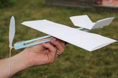 Homemade  paper rubber band plane  An elastic band plane made out of paper and a few straws  A great   simple paper plane that is also elastic powered  Subscribe to JoshBuilds  http   bit ly 2tbQbmi<br /><br />How to Make a Rubber Band Plane Out of Paper - Very EASY how to, How to Make a Rubber Band Plane Out of Paper - Very EASY science fair project, How to Make a Rubber Band Plane Out of Paper - Very EASY crafts, mini powered plane How to Make a Rubber Band Plane Out o...