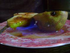 flambirowana gruszka